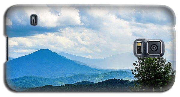Mountain Rain Galaxy S5 Case
