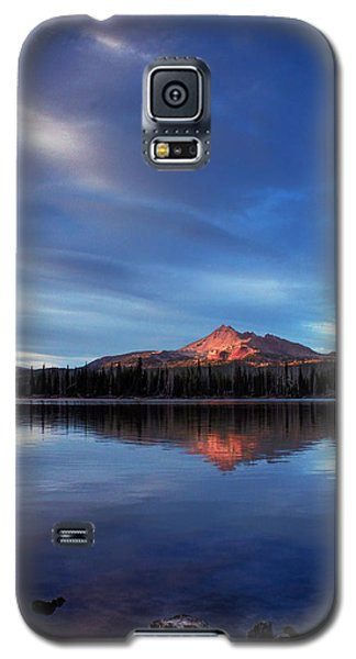 Mountain Reflection Galaxy S5 Case