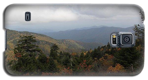 Mountain Ridge View Galaxy S5 Case