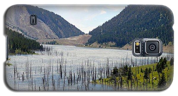 Mountain River Galaxy S5 Case