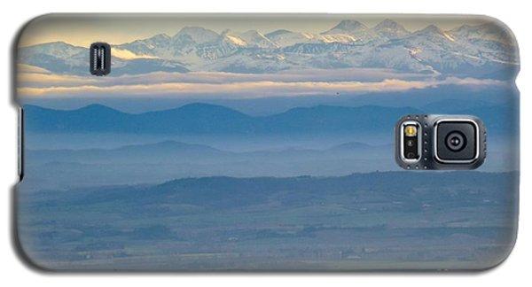 Mountain Scenery 11 Galaxy S5 Case
