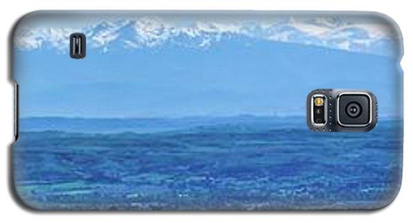 Mountain Scenery 16 Galaxy S5 Case