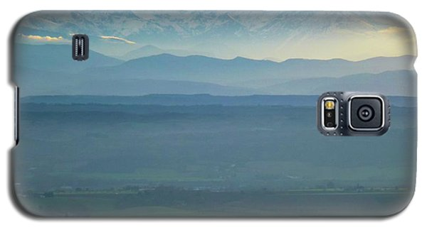 Mountain Scenery 18 Galaxy S5 Case