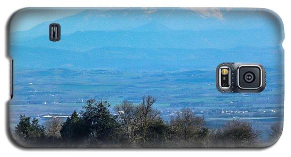 Mountain Scenery 6 Galaxy S5 Case