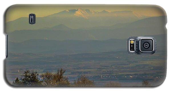 Mountain Scenery 8 Galaxy S5 Case