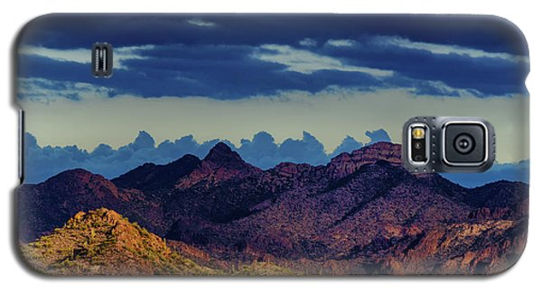 Mountain Shadow Galaxy S5 Case