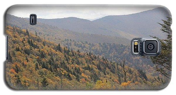 Mountain Side Long View Galaxy S5 Case
