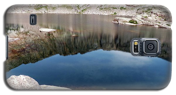 Mountain Side Reflection Galaxy S5 Case