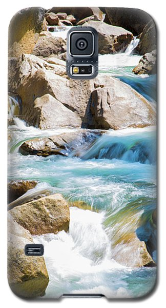 Mountain Spring Water Galaxy S5 Case