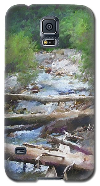 Mountain Stream Galaxy S5 Case