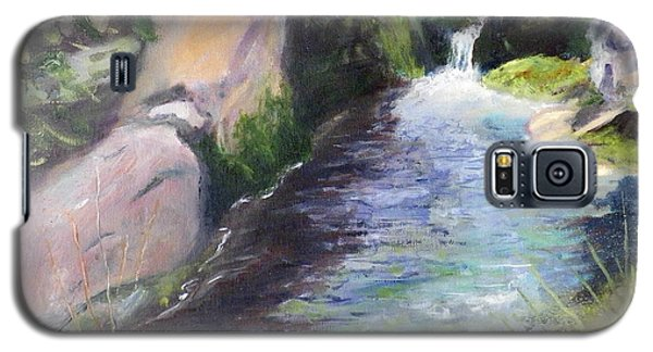 mountain Stream Galaxy S5 Case by Sherril Porter