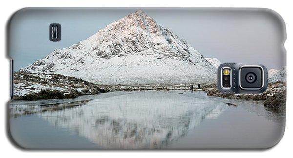 Mountain Sunrise Galaxy S5 Case