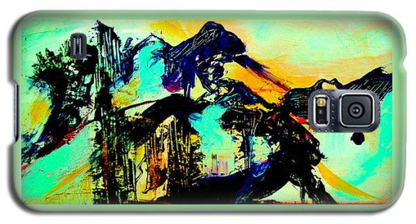 Mountain Top Spot Galaxy S5 Case