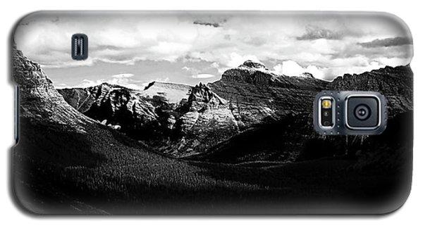Mountain Valley Landscape Galaxy S5 Case