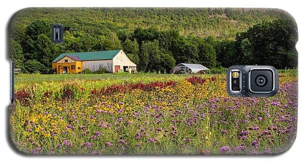 Mountain View Farm Easthampton Galaxy S5 Case