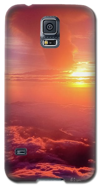 Mountain View Galaxy S5 Case by Tatsuya Atarashi