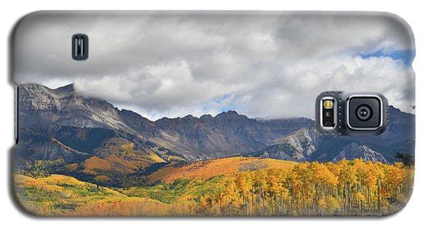 Mountain Village Telluride Galaxy S5 Case