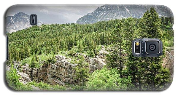 Mountain Vistas Galaxy S5 Case