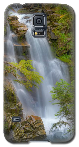 Mountain Waterfall 5613 Galaxy S5 Case
