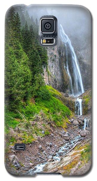 Mountain Waterfalls 5808 Galaxy S5 Case