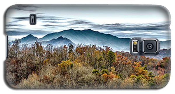 Galaxy S5 Case featuring the photograph Mountains 2 by Walt Foegelle