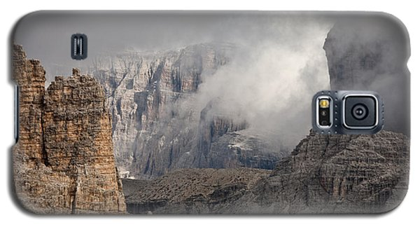 Mountains Depth 1150 Galaxy S5 Case