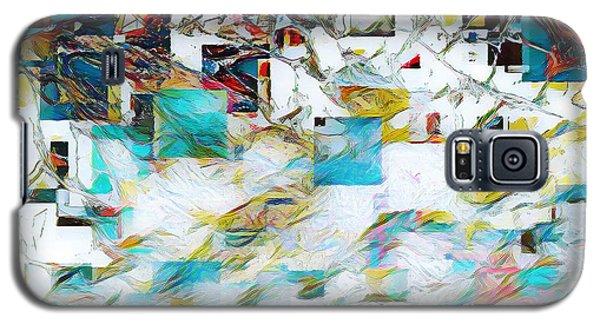 Snowy Mountains Galaxy S5 Case