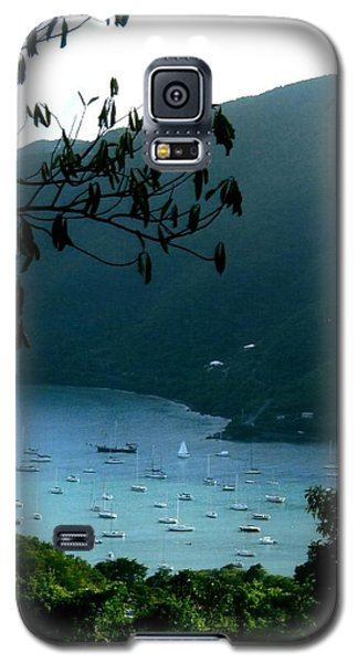 Mountainside Coral Bay Galaxy S5 Case by Robert Nickologianis