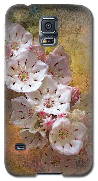 Mountain Laurel Galaxy S5 Case