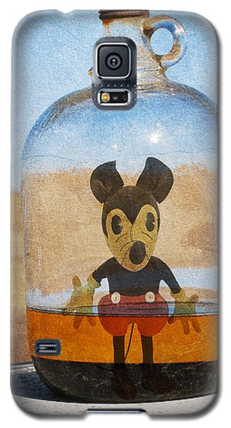 Mouse In A Bottle  Galaxy S5 Case