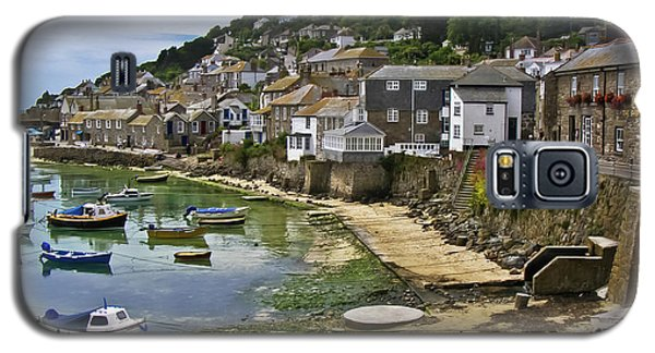 Mousehole Harbour, Cornwall Galaxy S5 Case