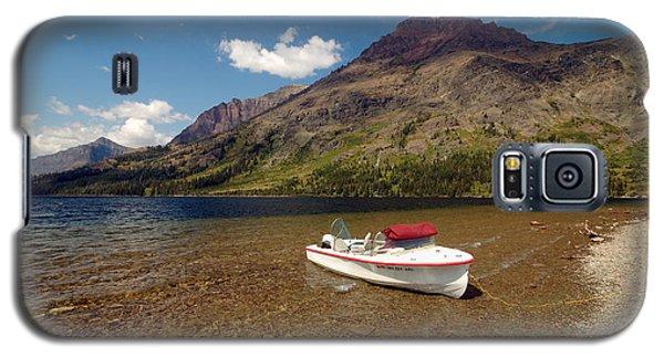 Moutain Lake Galaxy S5 Case