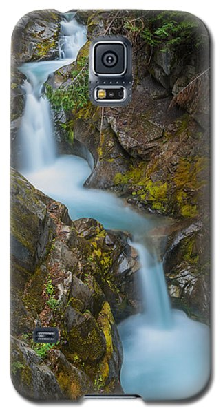 Moutain Waterfalls 5857 Galaxy S5 Case