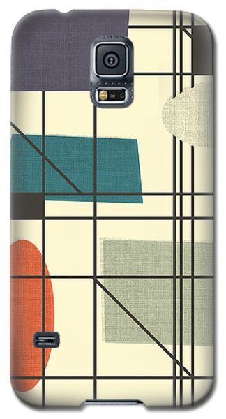 Movement - 3 Galaxy S5 Case by Finlay McNevin
