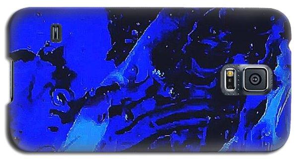 Galaxy S5 Case - Movements In Silence  by Naomi Ibuki