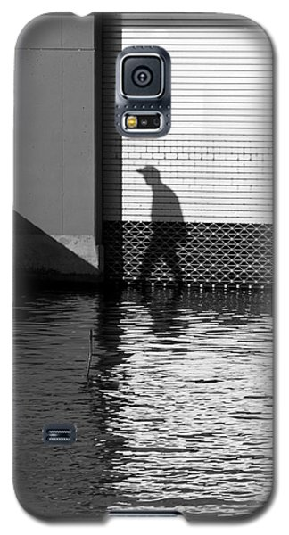 Movin On Galaxy S5 Case by Colleen Williams
