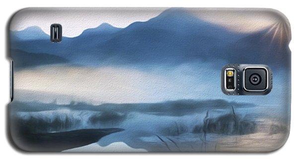 Moving Forward - Inspirational Art Galaxy S5 Case