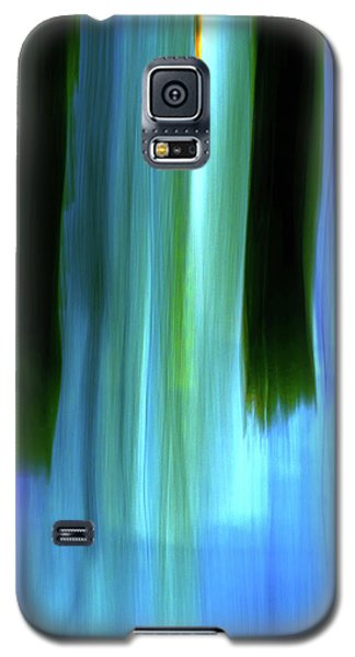 Moving Trees 37-05 Portrait Format Galaxy S5 Case