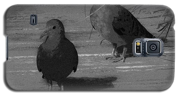 Mr And Mrs Dove Galaxy S5 Case