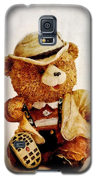 Mr. Bear Galaxy S5 Case