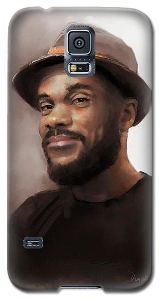Mr. Brooks Galaxy S5 Case