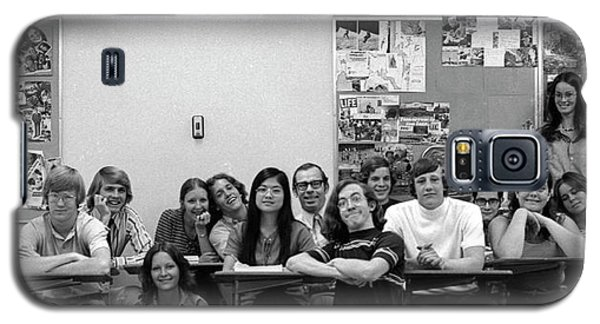 Mr Clay's Ap English Class - Cropped Galaxy S5 Case