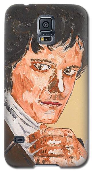 Mr. Darcy Galaxy S5 Case by Valerie Ornstein