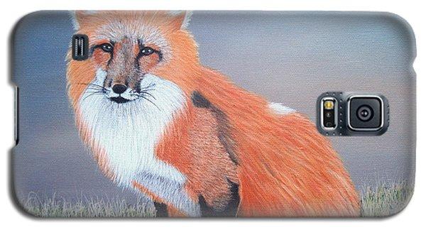 Mr. Fox Galaxy S5 Case