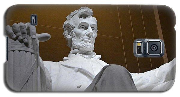 Mr. Lincoln Galaxy S5 Case