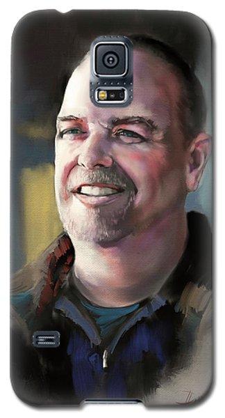 Mr. Mack Galaxy S5 Case