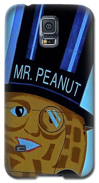 Mr Peanut 2 Galaxy S5 Case