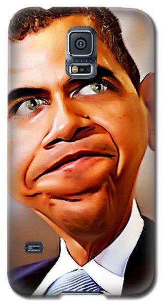 Mr. President Galaxy S5 Case