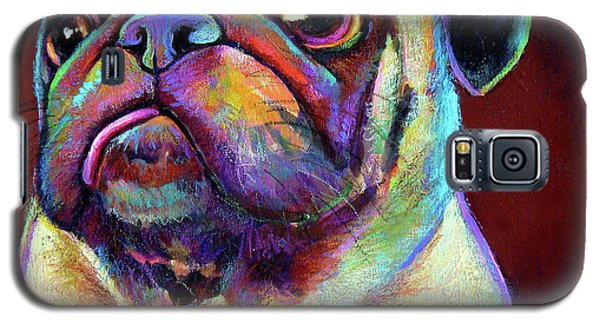 Mr. Pugnacious  Galaxy S5 Case
