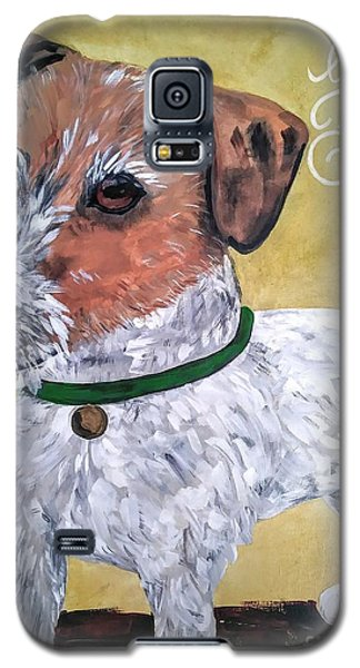 Mr. R. Terrier Galaxy S5 Case